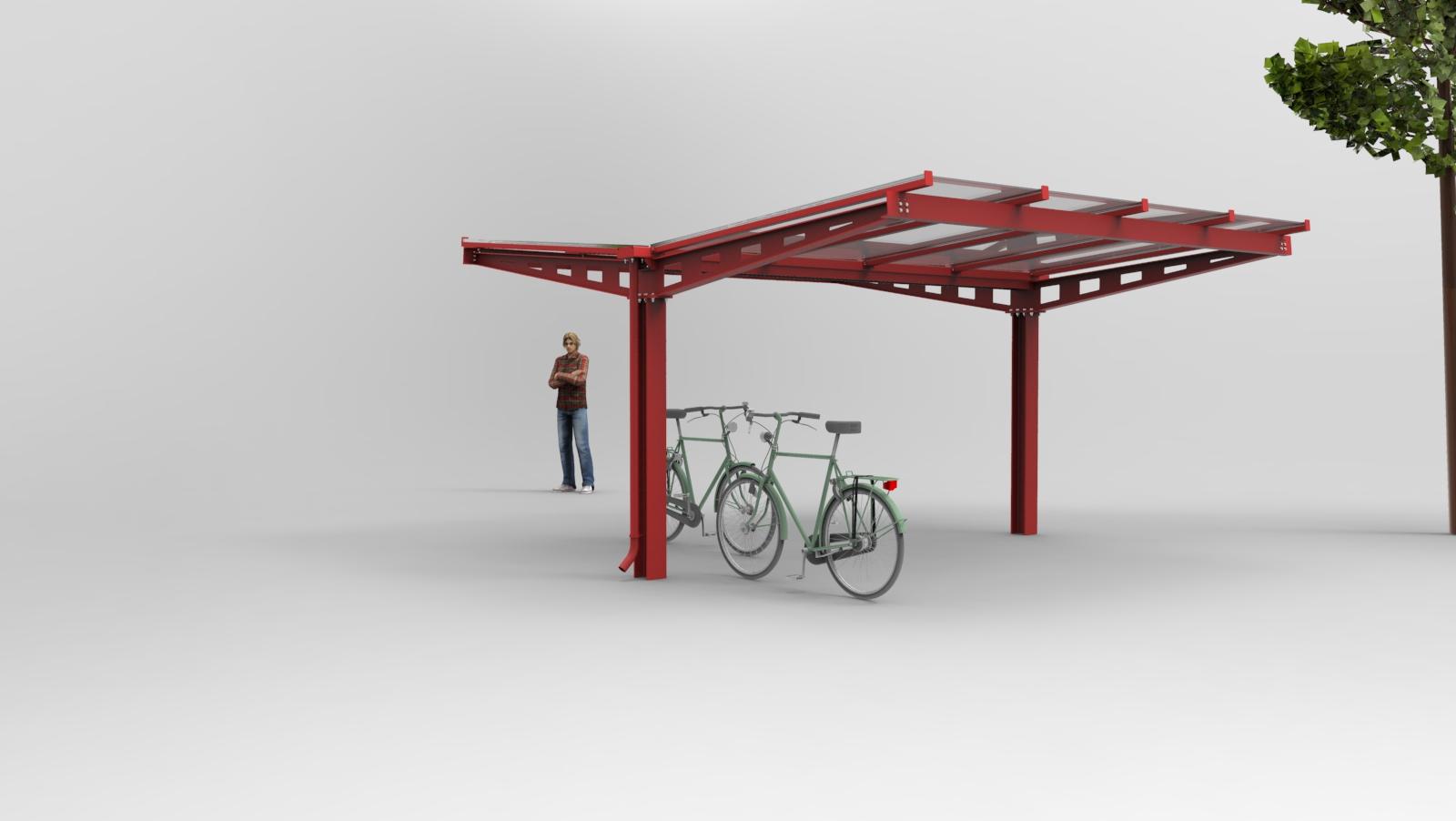 FALCO Hoth polkupyöräkatos
